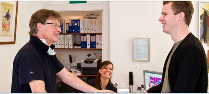 Tandlaege Hellerup, Tandbehandling Hellerup