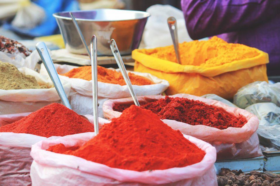 Indisk restaurant