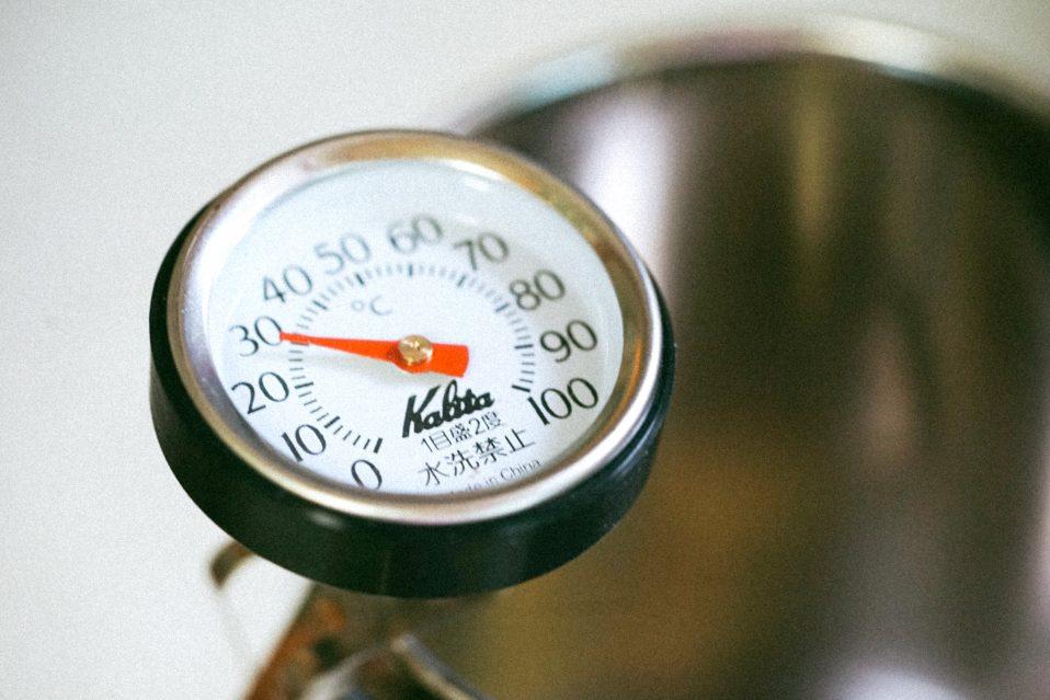Temperatur logger